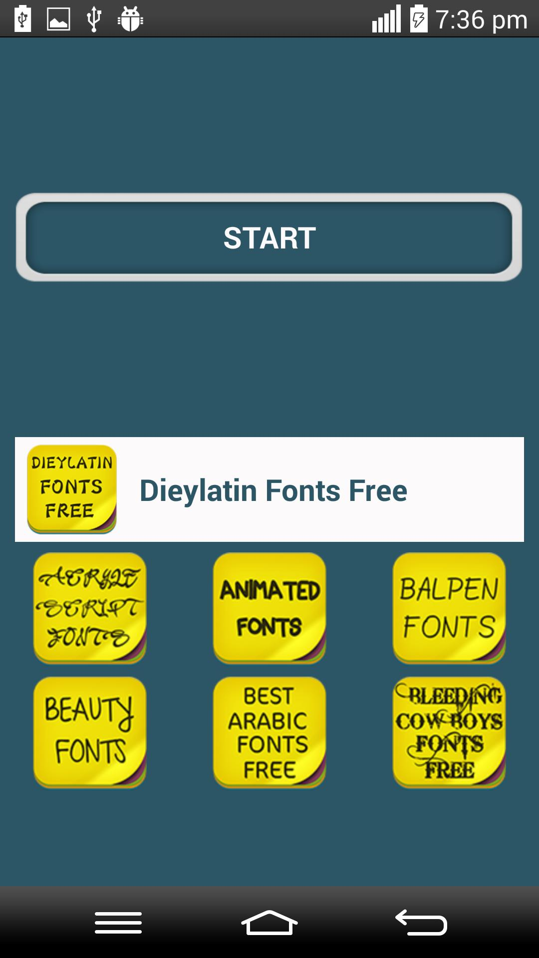 Latin 1 font free download
