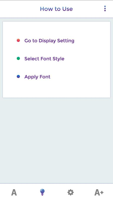 font style for samsung apk download