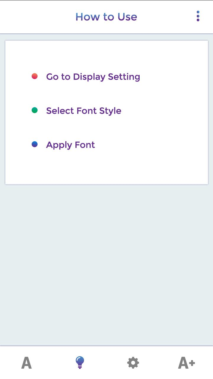 100 Samsung Galaxy Font Style for Android - APK Download