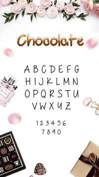 Chocolate screenshot 2