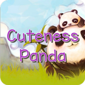 Cuteness Panda icon