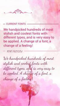 Dancing Script Font For FlipFont Cool Fonts Text Poster