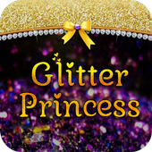 Glitter Princess Font for FlipFont,Cool Fonts Text icon