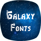 Galaxy Fonts icon