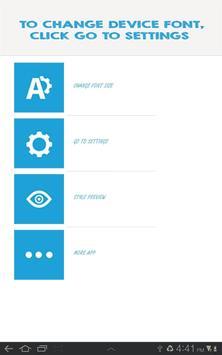 Font Cafe apk screenshot