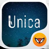 Fashion font #5- Live Launcher icon