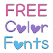 Color Fonts for FlipFont #6 icon