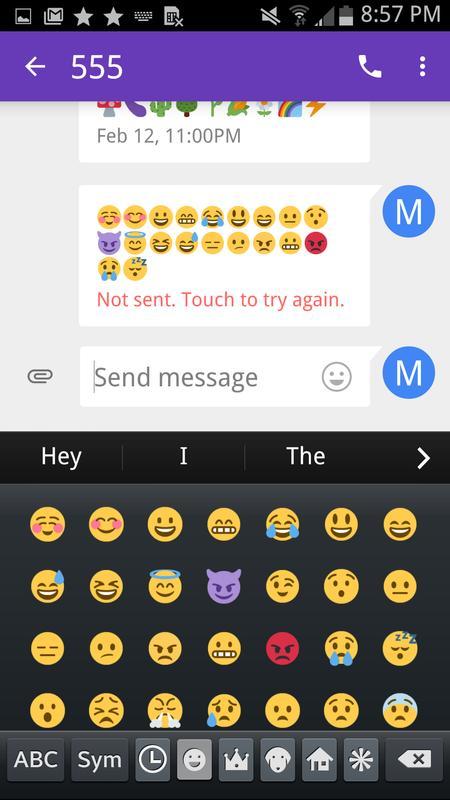 download android emoji font