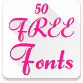 Fonts for FlipFont 50 #6 icon