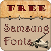 Free Fonts for Samsung icon