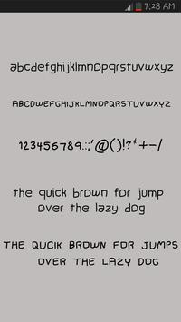 Free Fonts Pencil pack screenshot 2