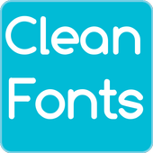 Clean Fonts for FlipFont icon