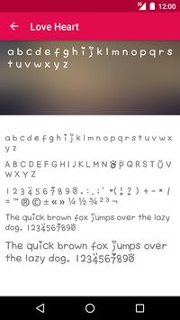love fonts for flipfont apk download - free lifestyle app for