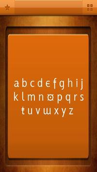 Horror Font Style Free apk screenshot