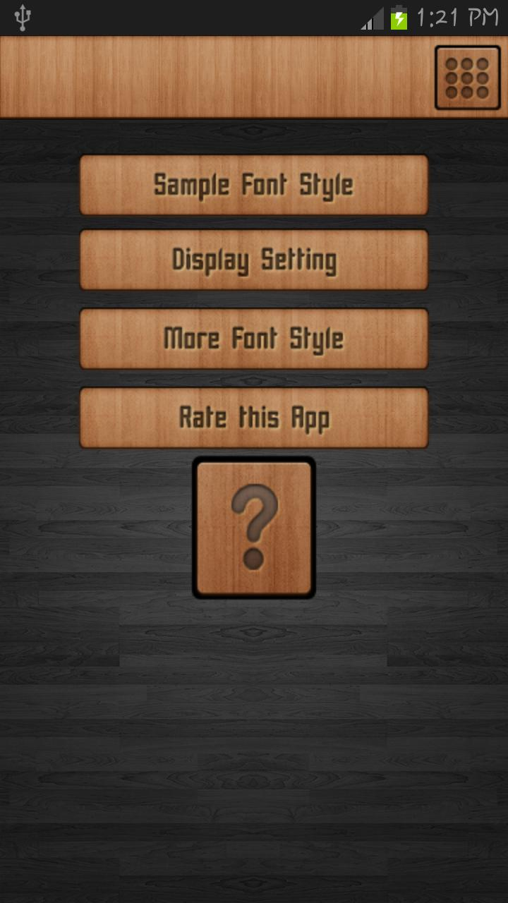 Circular Font Style for Android - APK Download