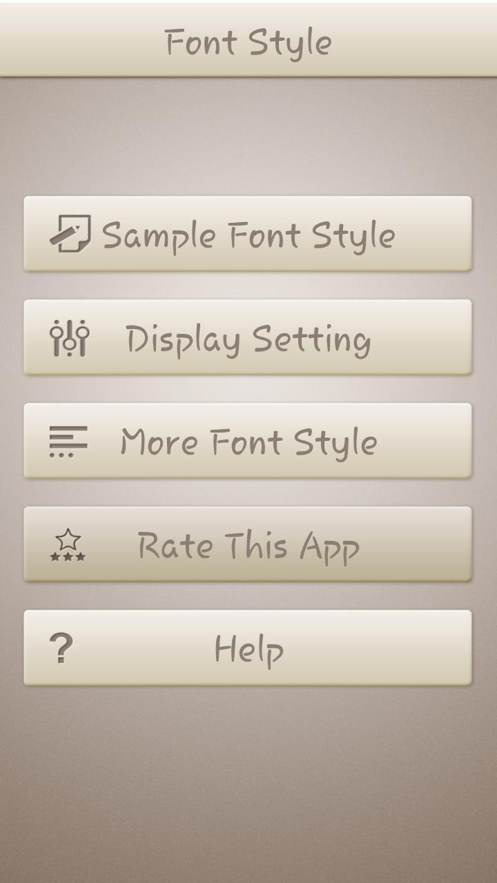 Bauhaus Korean Font Style for Android - APK Download