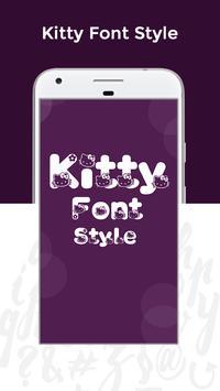 Kitty Fonts Free screenshot 3
