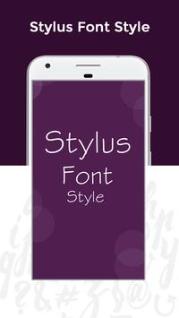 Stylus Fonts Free screenshot 3