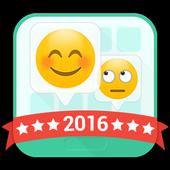 New Emoji Font 3 to 2017 icon