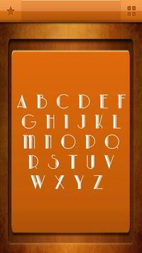 Retro Font Free apk screenshot