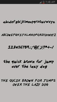 Retro Font Style screenshot 1