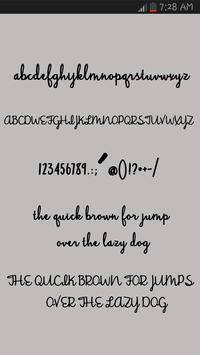 Retro Font Style screenshot 2