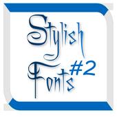 Stylish Fonts #2 icon