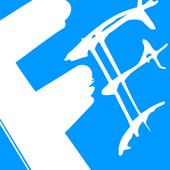 ikon FlipFont