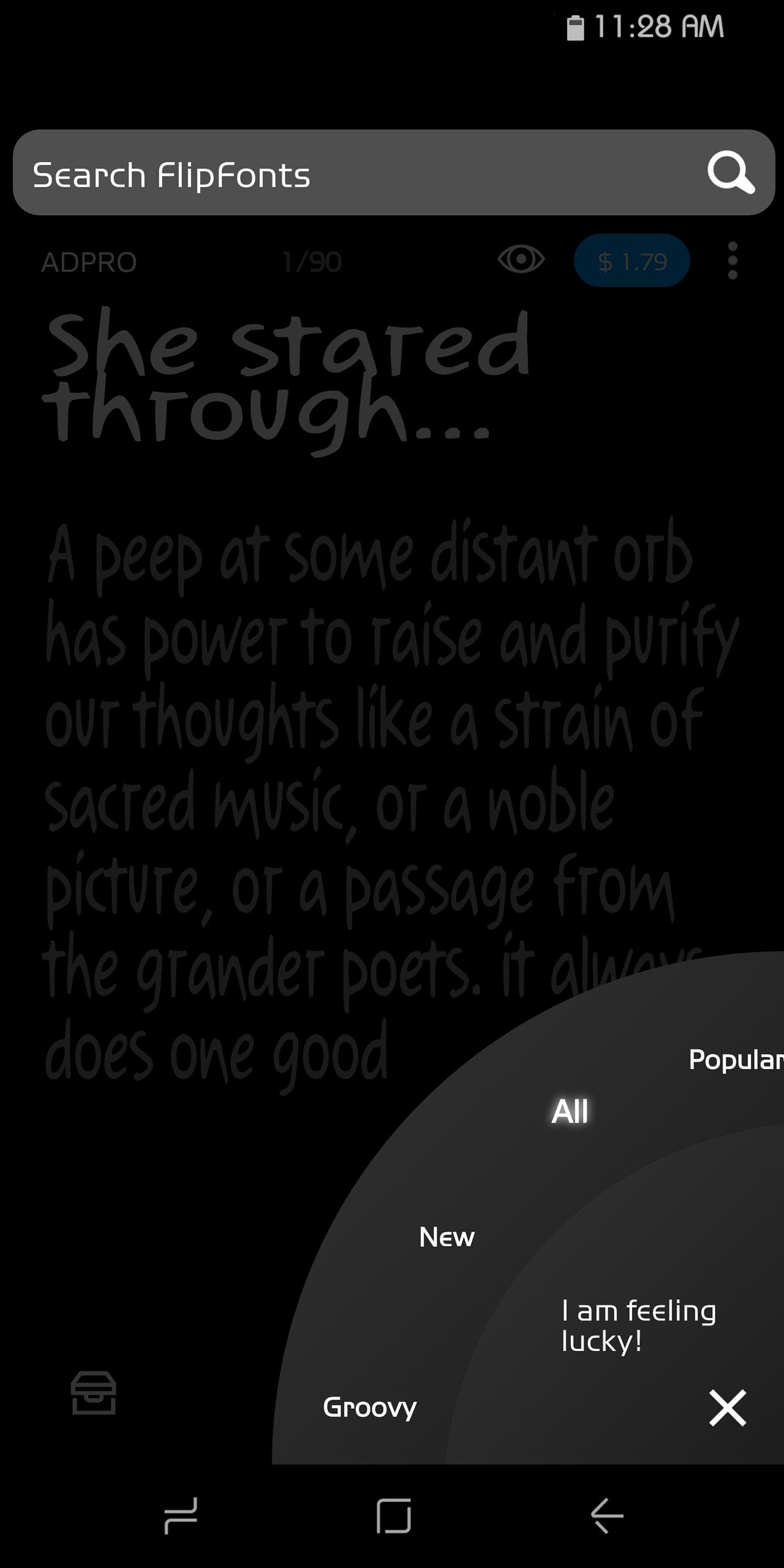 FlipFont for Android - APK Download