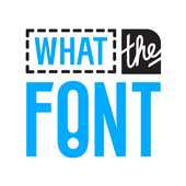 WhatTheFont icon