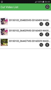Video Crop apk screenshot