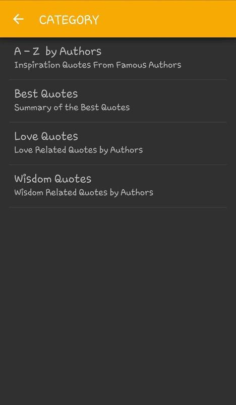 Inspiring Authors Quotes For Android Apk Download