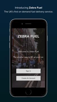 Zebra Fuel poster