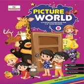 Picture World-B icon