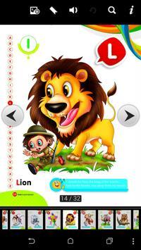 Hello English Alphabet screenshot 2