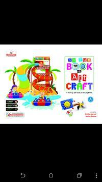 My Fun book of Art & Craft-A poster