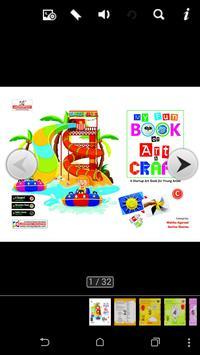 My Fun book of Art & Craft-C poster