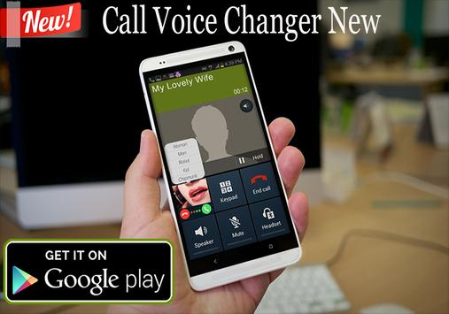 Call Voice Changer New poster
