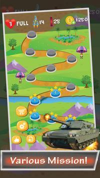 Ultimate Tank Space War screenshot 2