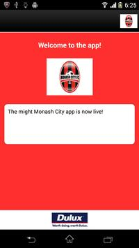 Monash City Football Club screenshot 3