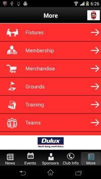 Monash City Football Club screenshot 5