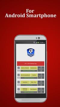Betting Tips App screenshot 1