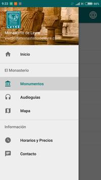 Monasterio de Leyre - ES/FR screenshot 1