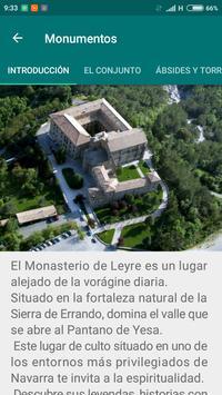 Monasterio de Leyre - ES/FR screenshot 3