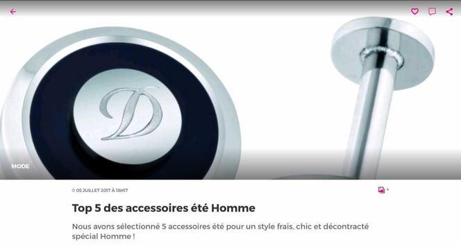 Modes & Travaux screenshot 7