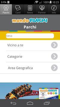 MondoParchi App Ufficiale poster