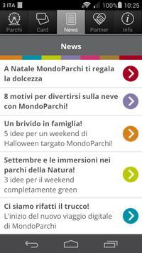 MondoParchi App Ufficiale apk screenshot