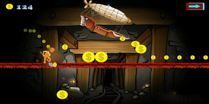 Money Miner Adventure apk screenshot