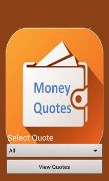 MoneyQuotes poster