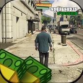 Grand Cheats: GTA 5 Prank icon